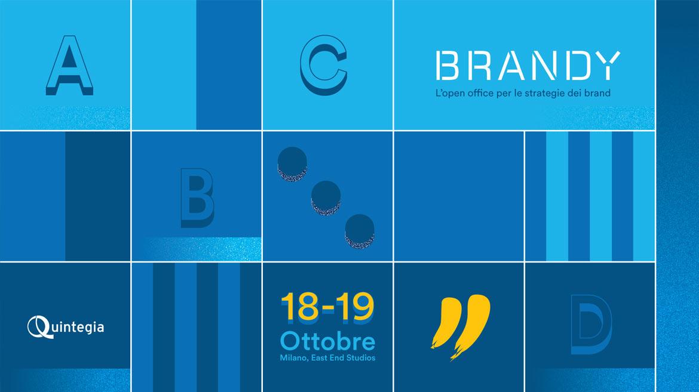 Brandy, l'open office per le strategie dei brand - Milano